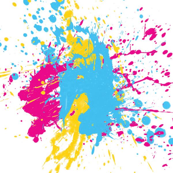 Paint image - vector clip art online, royalty free & public domain