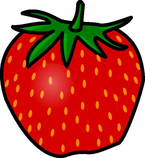 Strawberry Cartoon | lol-rofl.com