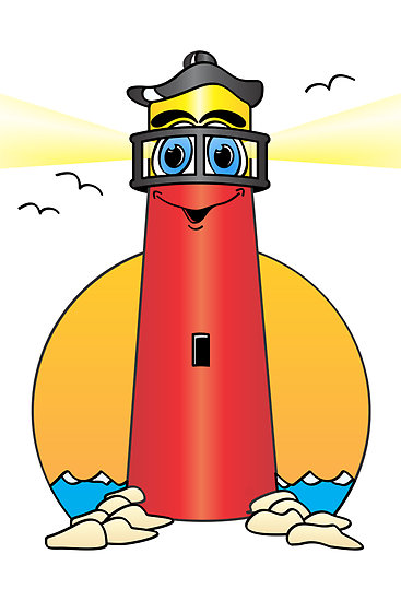 Cartoon Light House - ClipArt Best
