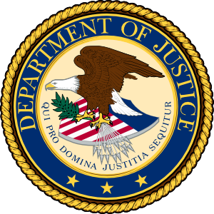 Us Department Of Justice Seal Clip Art - vector clip ...