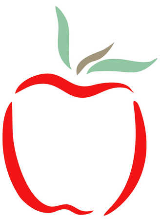 Apple Graphic - ClipArt Best