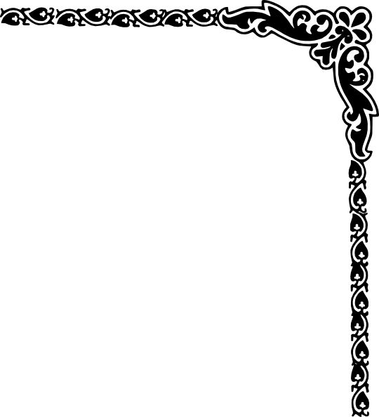 Line Art Border Designs : Fancy border designs clipart best