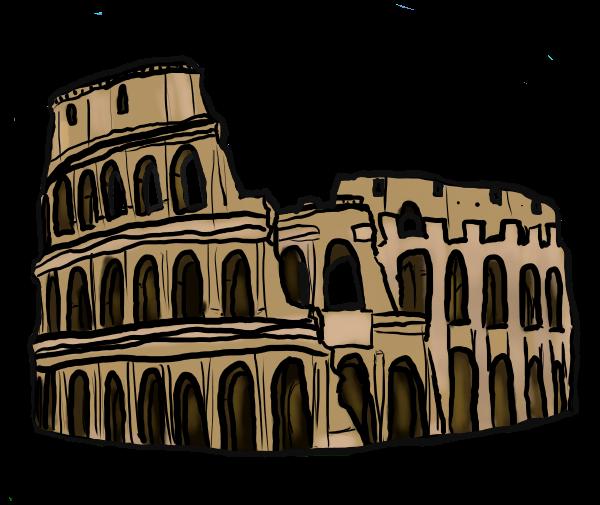 Colosseum - ClipArt Best