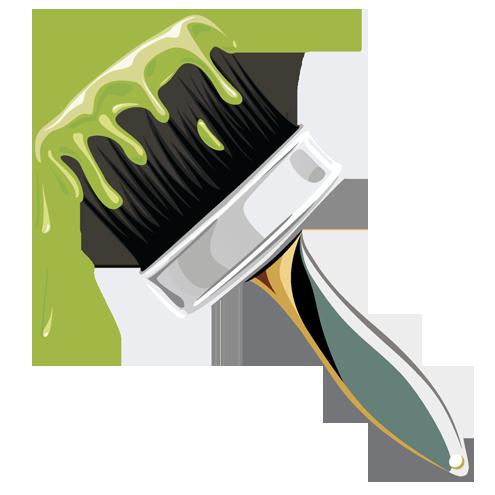 Paint Brush With Paint - ClipArt Best