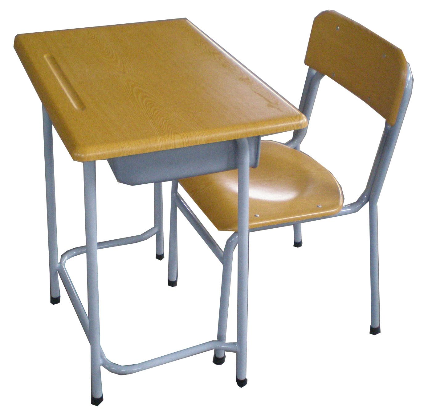 School Desks And Chairs Clipart Best