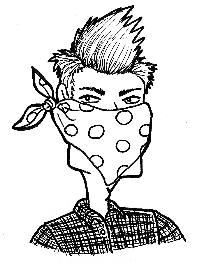 Line Art Characters : Line drawings of people clipart best