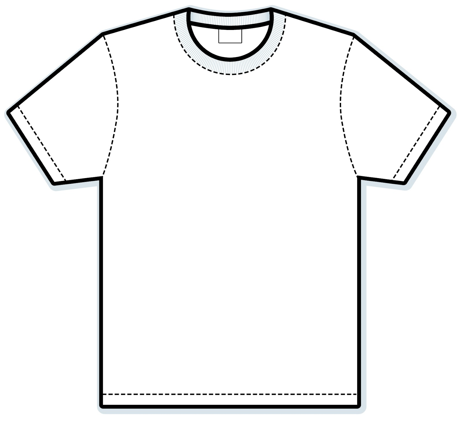 Scribble Drawing T Shirt : Black drawing t shirt clipart best