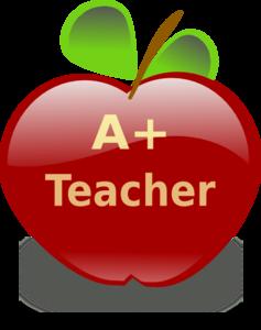 Teachers Apple Clipart Best