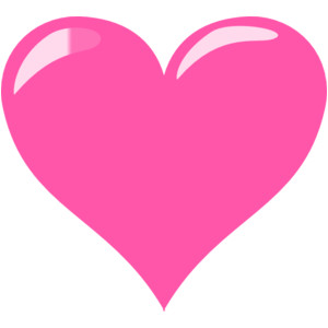 Pics Of Pink Love Hearts - ClipArt Best