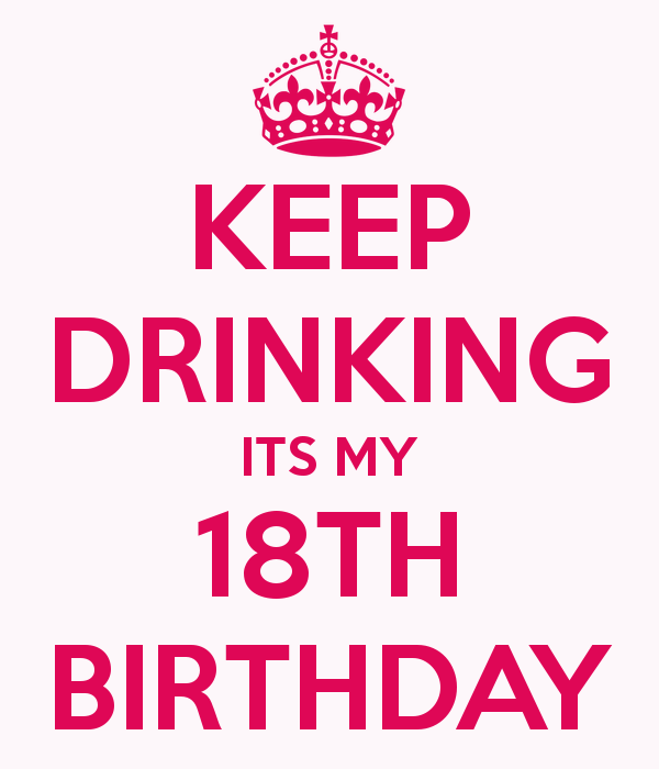 18th Bday Quotes