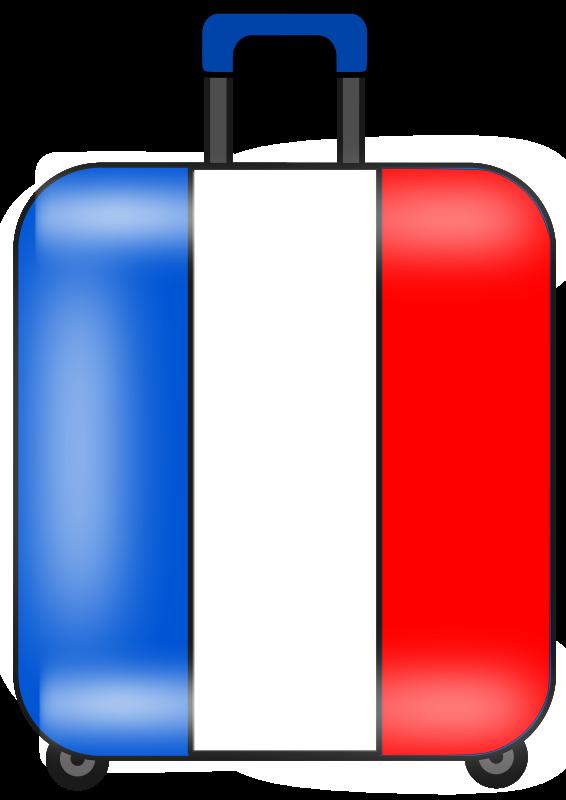 Clipart Suitcase - ClipArt Best