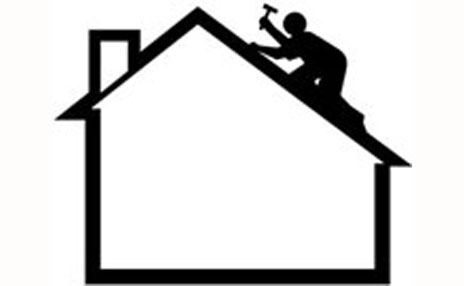 House Roof Outline Clipart