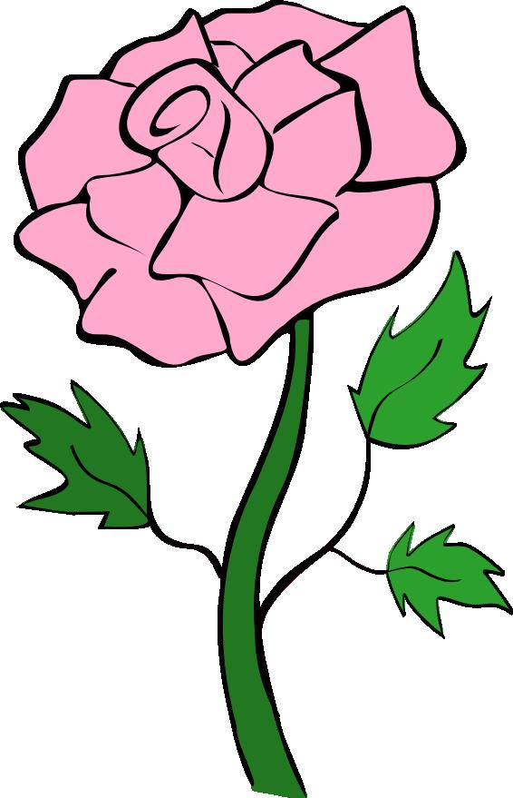 Clipart Rose Vine - ClipArt Best