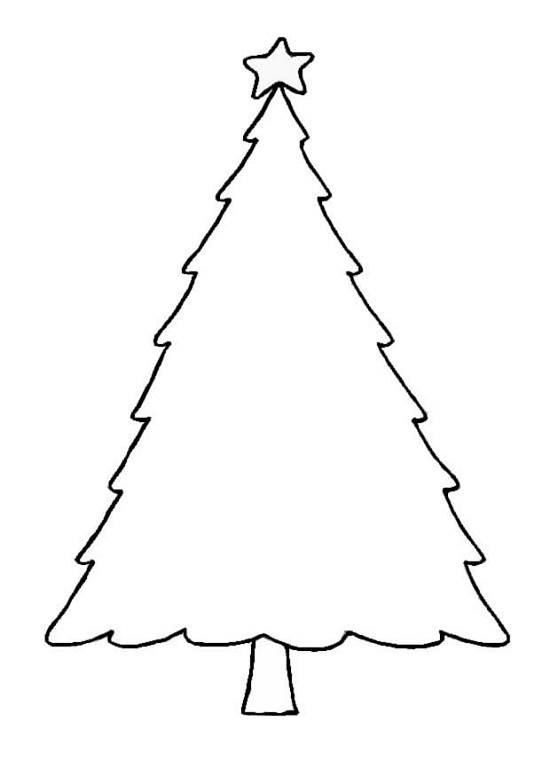 Blank Tree Template Clipart Best Blank Tree Coloring Page