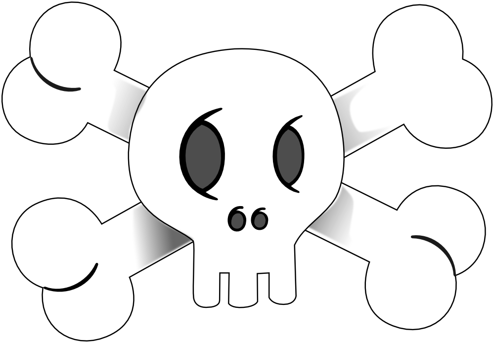 40 skull and bones coloring pages . Free cliparts that you can ...