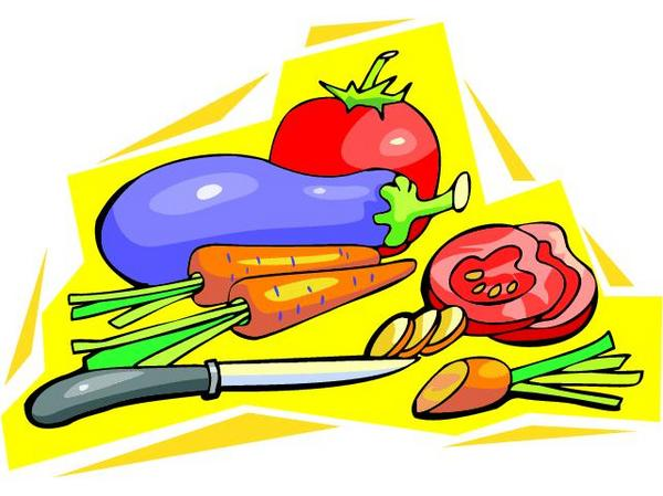 Healthy Food Clipart #2 - Clip Art Pin - ClipArt Best ...