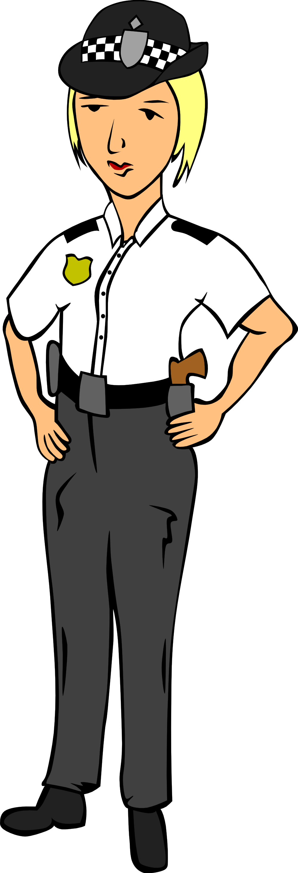 Police Officer Clipart - ClipArt Best