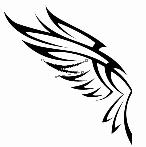 Eagle Wings Logo Design - ClipArt Best