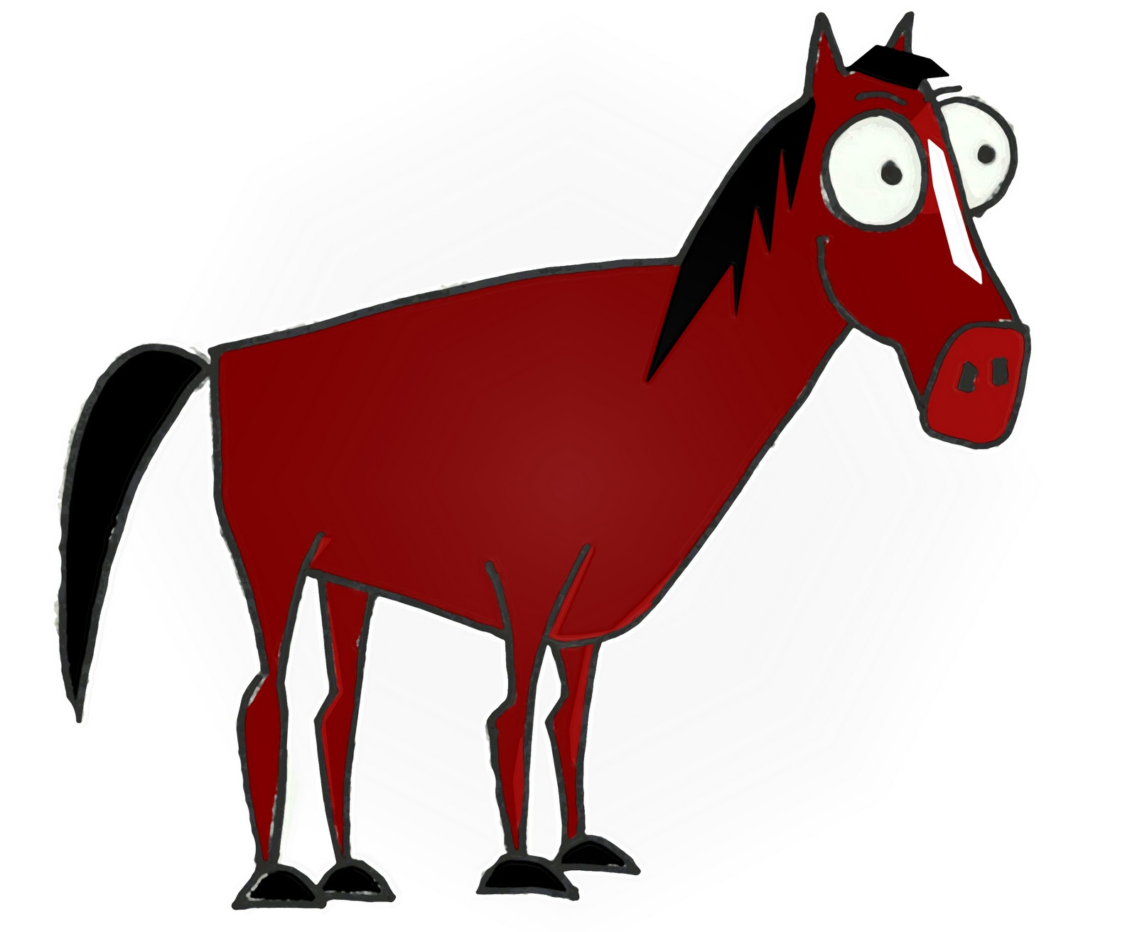 20 caricature horse . Free cliparts that you can download to you ... Horse