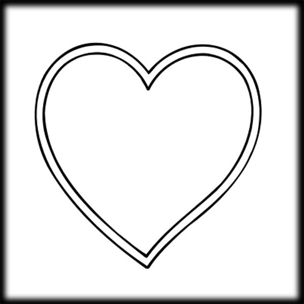 Love Heart Clip Art - ClipArt Best