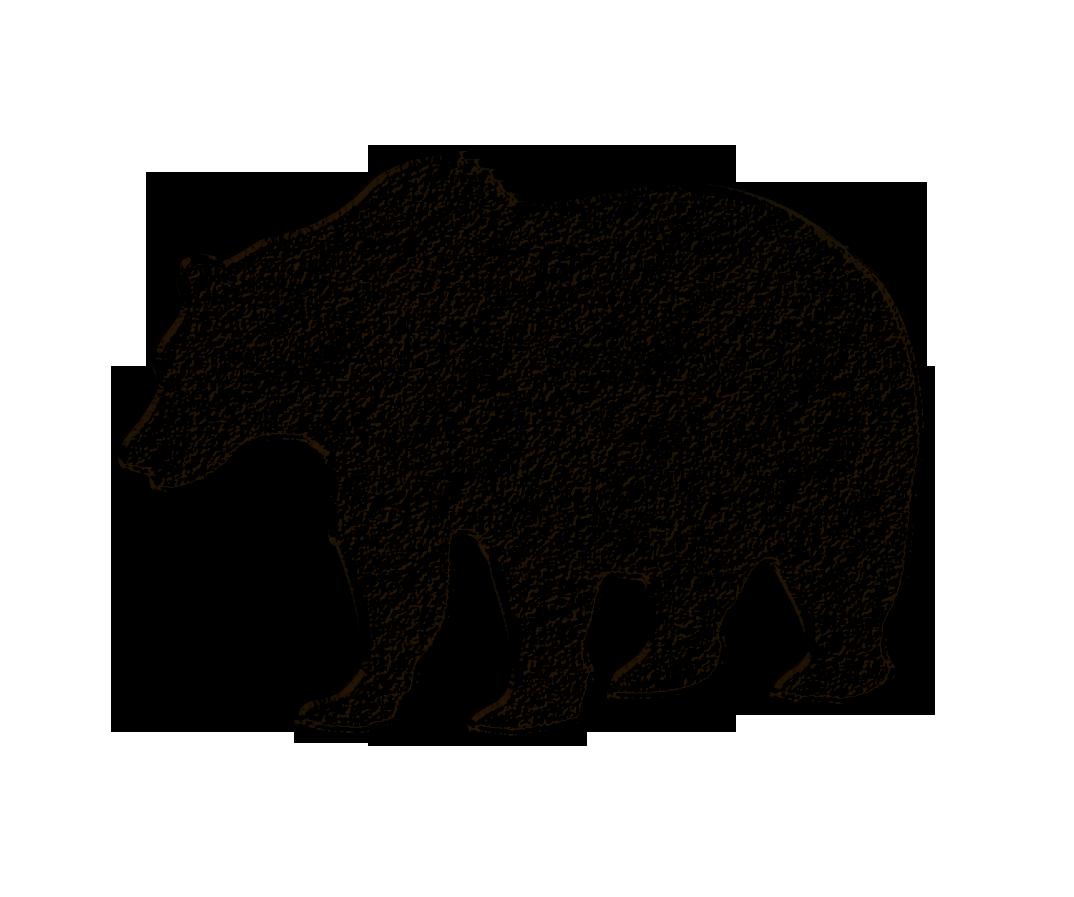 Black Bear Outline - ClipArt Best