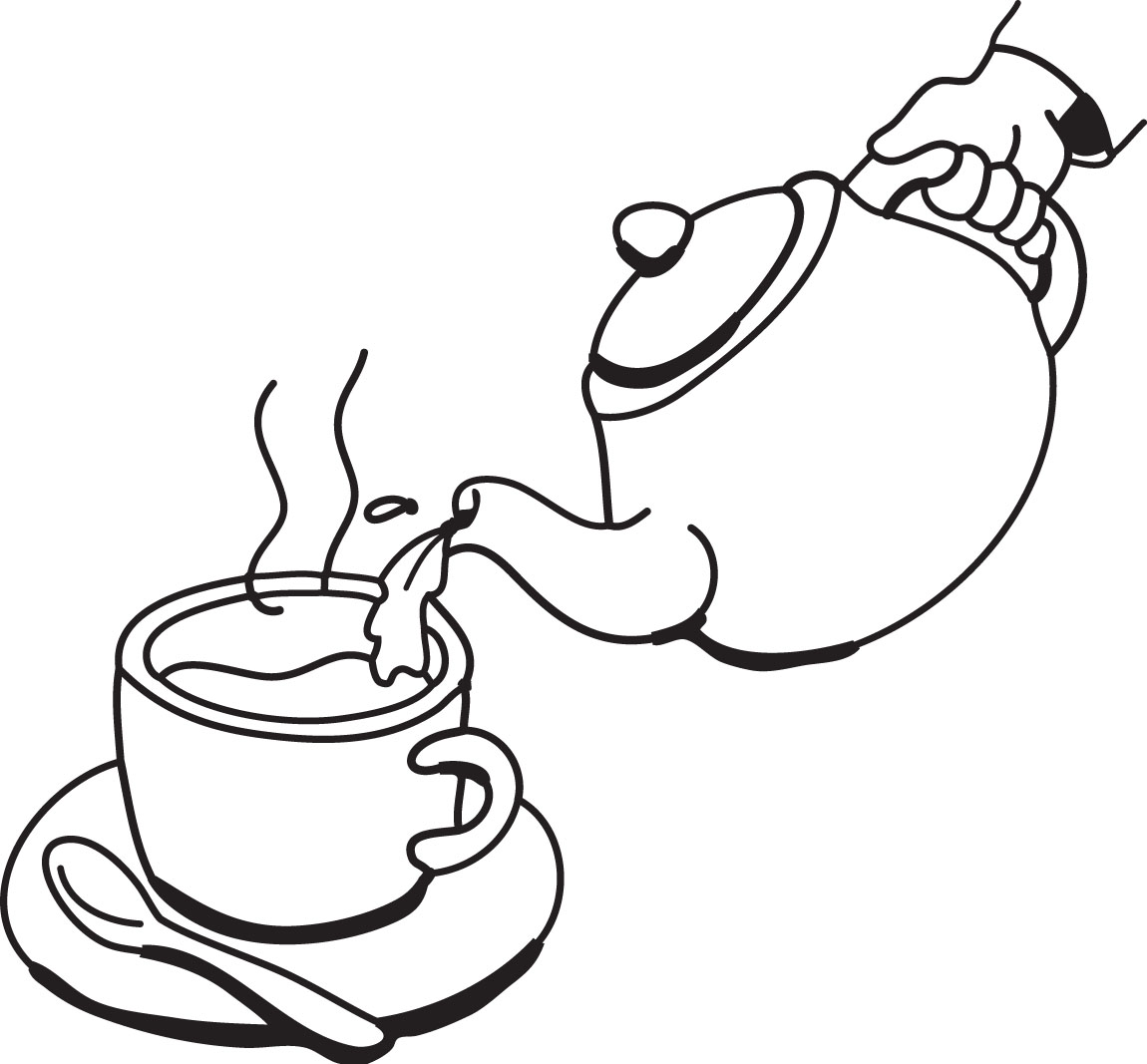 11 Teapot Muck Out Productions Clipart Best Clipart Best
