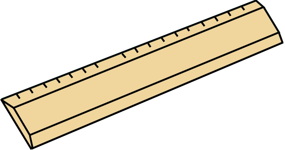 how to use fan scale ruler