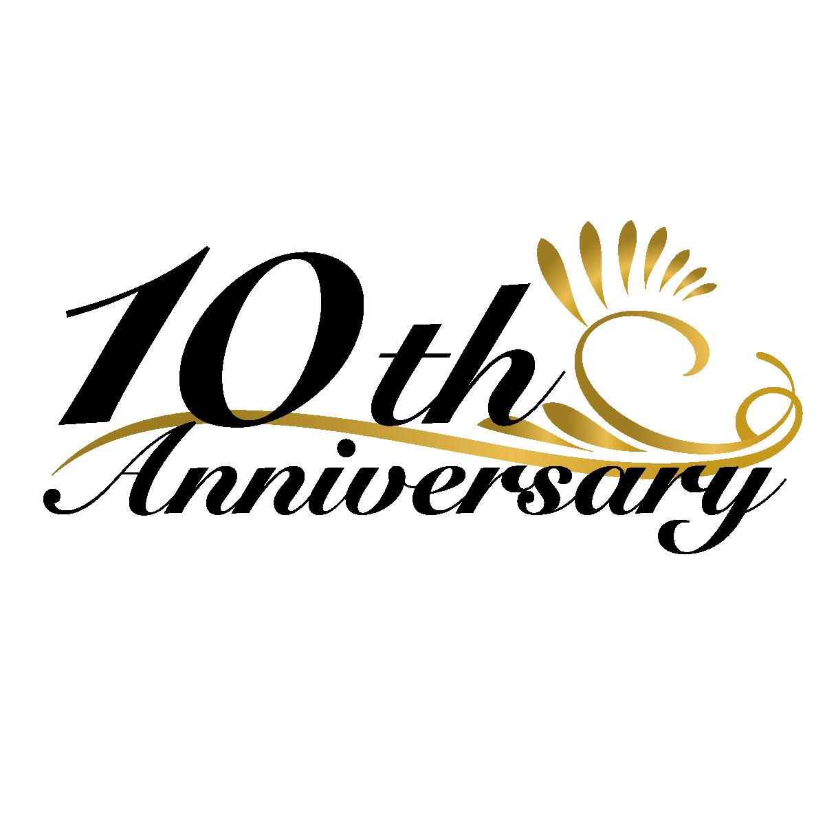 Wedding anniversary logo clipart best