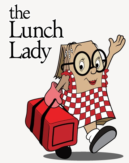School lunch ladies clipart