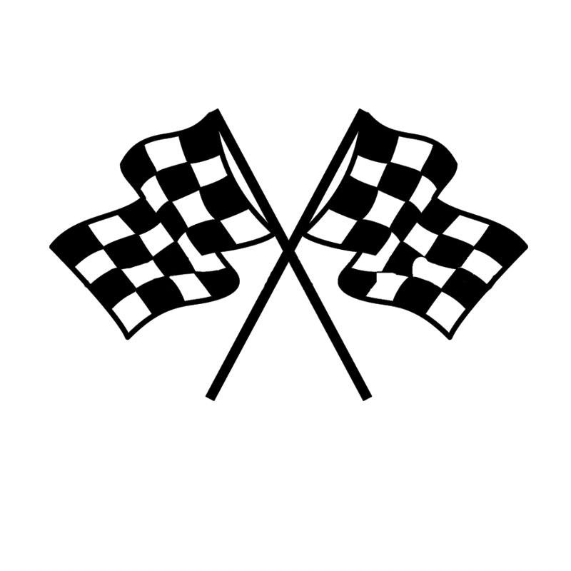 Checkered Flag Cars Promotion-Shop for Promotional Checkered Flag ...