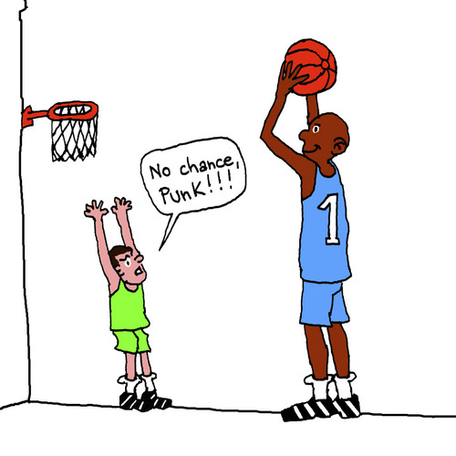 Basketball Cartoons Pictures Clipart Best