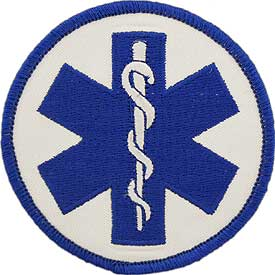 Browsing Store - PATCH-EMS,LOGO-PLAIN (Staff of Asclepius) (