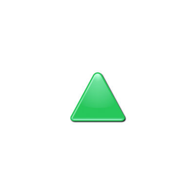 Green Arrow Icon Arrow up 20 Green Arrow