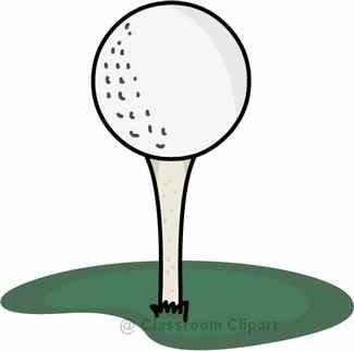 golf tee clip art | The Golf Gopher - ClipArt Best ... Golf Ball On Tee Clipart