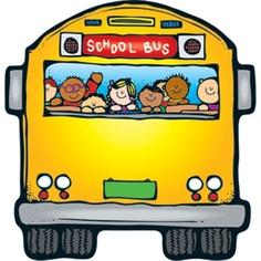 Carson Dellosa Back To School Clipart
