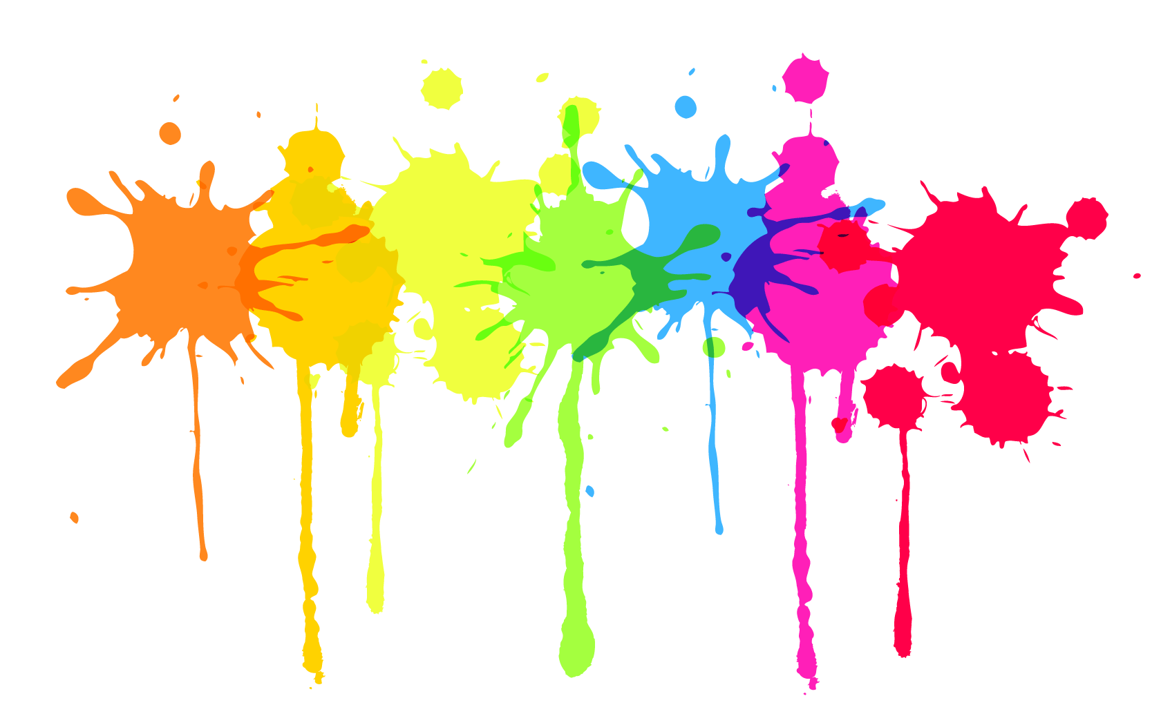 Paint Splatter Backgrounds - ClipArt Best