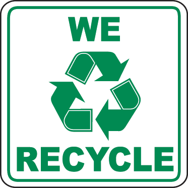 Recycling Signs  Printable Signs