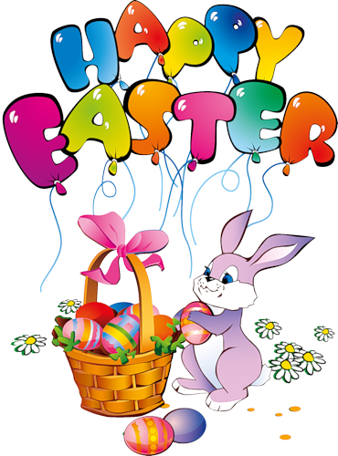 free clipart easter bunny - photo #49