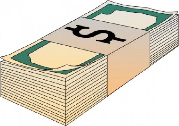 pile of money clipart - photo #40