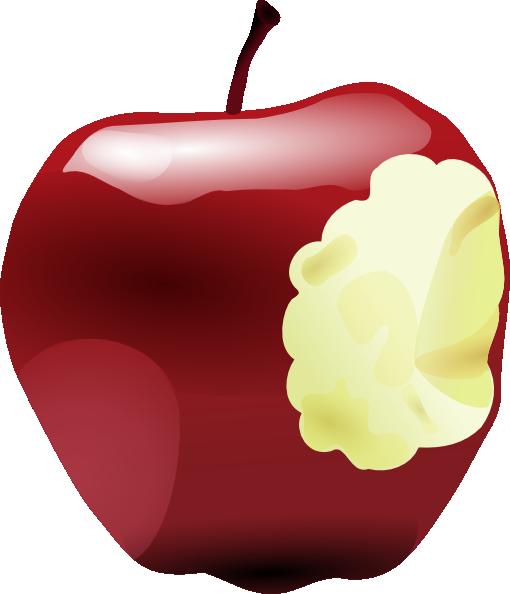 Apple Core Clip Art - ClipArt Best