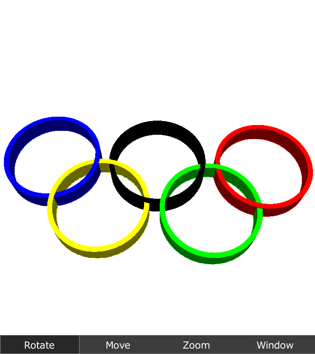 Olympic Rings Vector - ClipArt Best