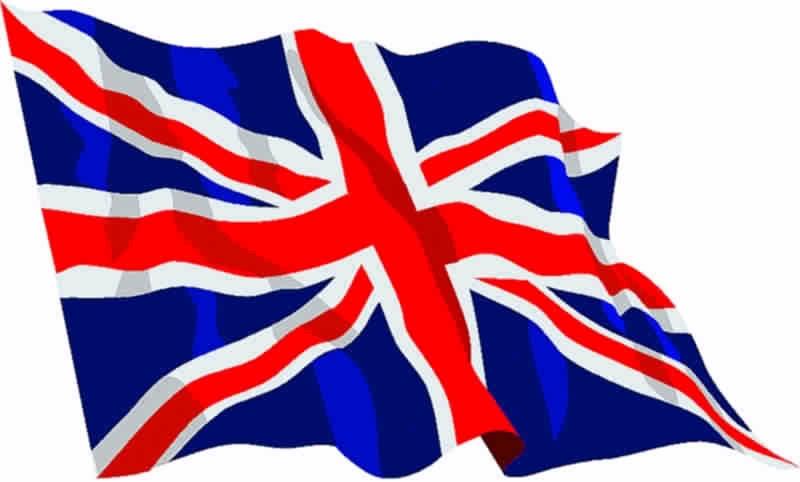 Vector British Flag - ClipArt Best