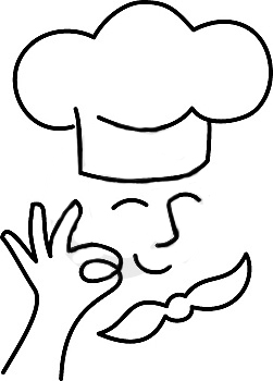 Search moreover Paintbrush Coloring Page further Christmas Coloring Pictures in addition Thing additionally Chef Cartoon Images. on ratatouille free picture clipart