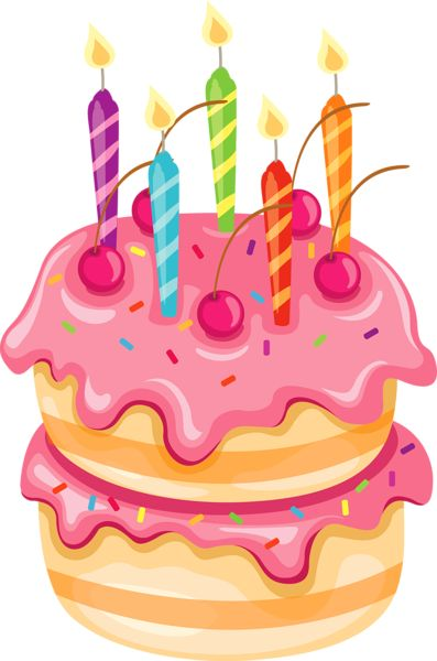 Cartoon Birthday Cake Images Download : Happy birthday cake clipart free animated Download Clip ...