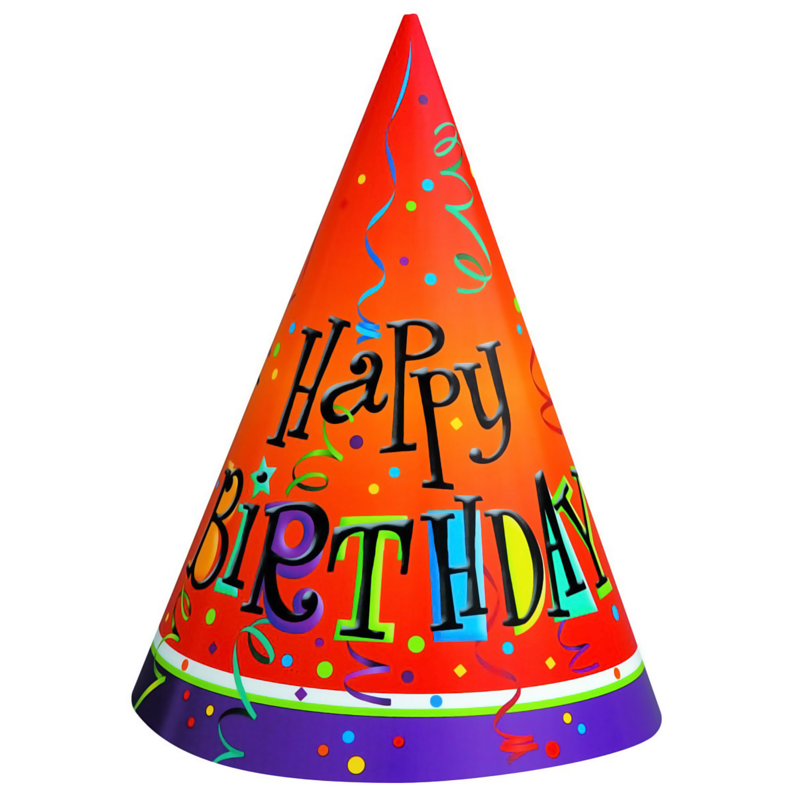 Birthday Cap Hd - ClipArt Best