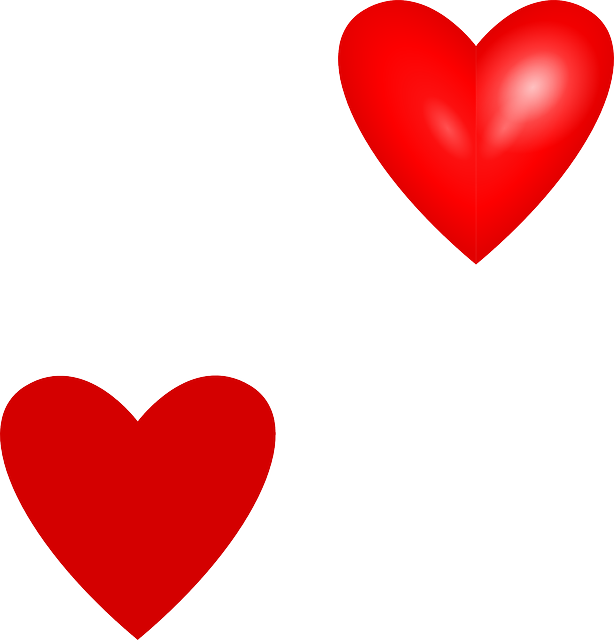 Simple Red Heart - ClipArt Best