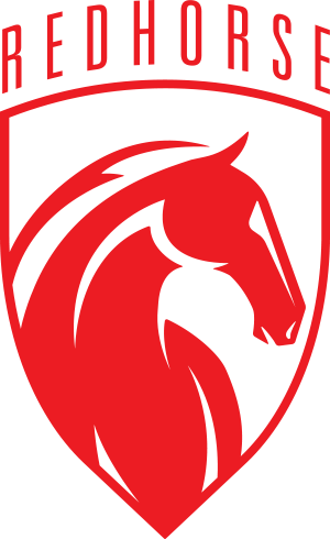 red horse with wings logo clipart best