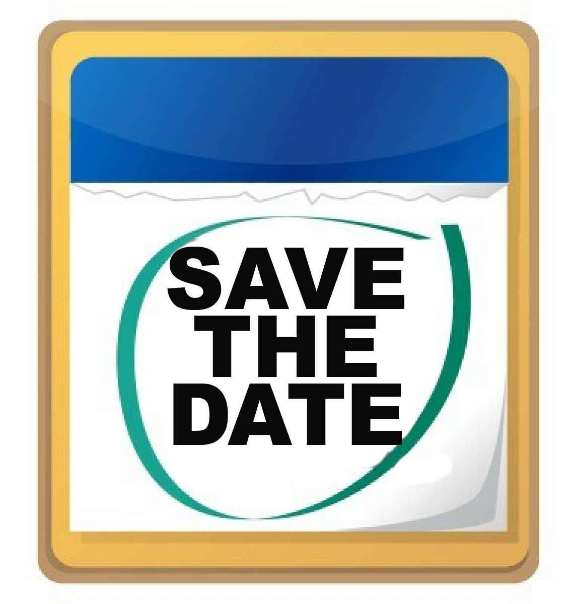 Save The Date Clipart - ClipArt Best