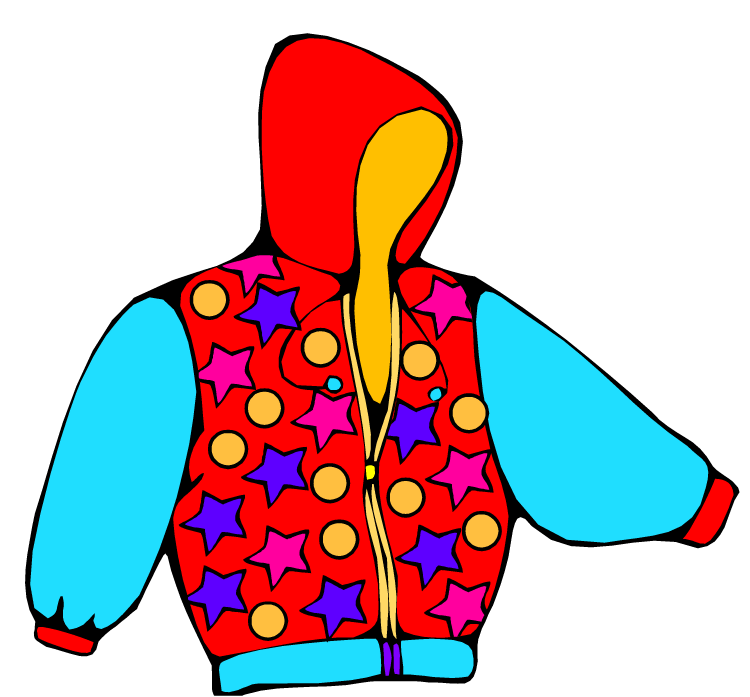 Clipart Winter Coat - ClipArt Best