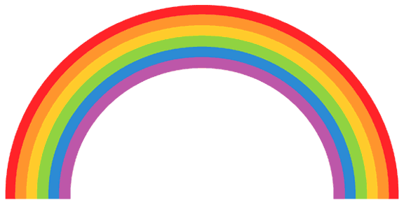 Rainbow Clip Art Free Download - Free Clipart Images